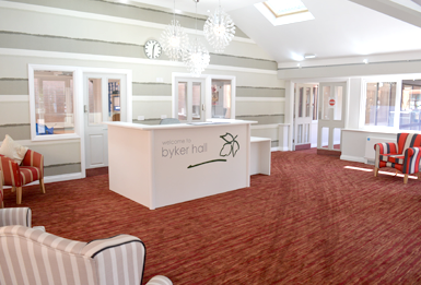 Byker Hall Residential Care Home in Newcastle
